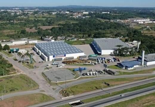 Área Industrial Para Locação Em São José Dos Pinhais, Afonso Pena - 83030_2-321514