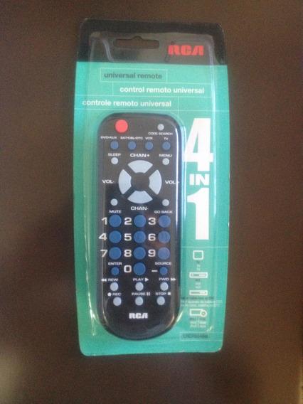 Control Universal Rca 4 En 1. Original