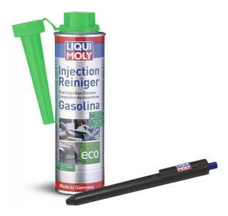 Limpia Inyectores Nafta Liqui Moly Injection Reiniger 2124 Motores Nafteros Combustible - Nolin