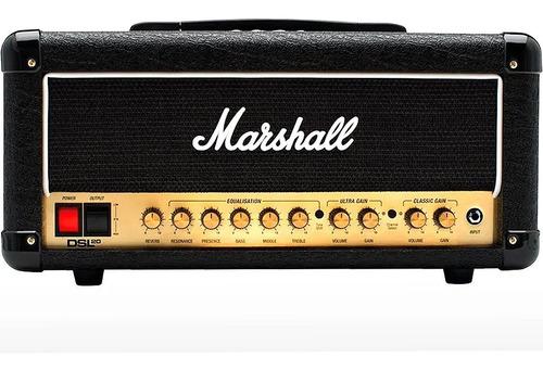 Amplificador De Guitarra Marshall Dsl 20h 20w Rms
