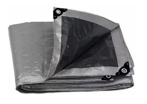 Lona Impermeable Truper Plata 5 X 3 Metros Camping - Tyt