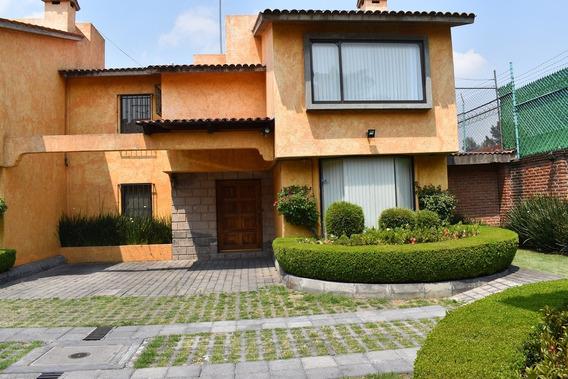 Casa En Condominio En Venta En Prolog Aldama Xochimilco