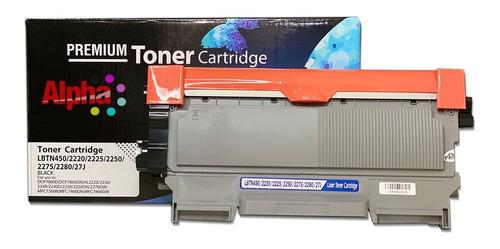 Imagen 1 de 2 de Toner Generico Tn-450 Dcp-7055 Dcp-7060d 2240 Hl-2240d