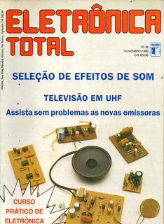 Revista Eletrônica Total 26 - Antiga - Frete Grátis