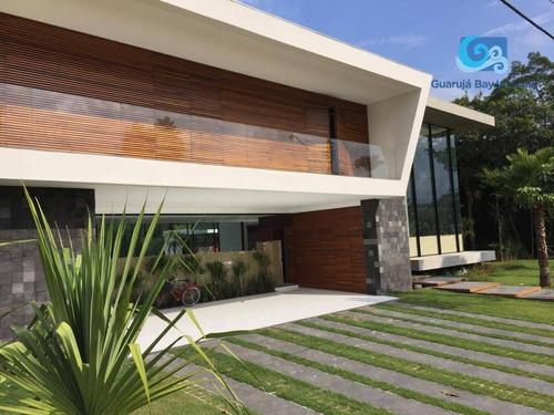 Imagem 1 de 30 de Condomínio Jardim Acapulco Casa Com 8 Dormitórios À Venda, 1373 M² Por R$ 17.000.000 - Jardim Acapulco - Guarujá - Ca1780