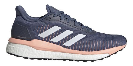 Zapatillas adidas Running Solar Drive 19 W Mujer Az/sa