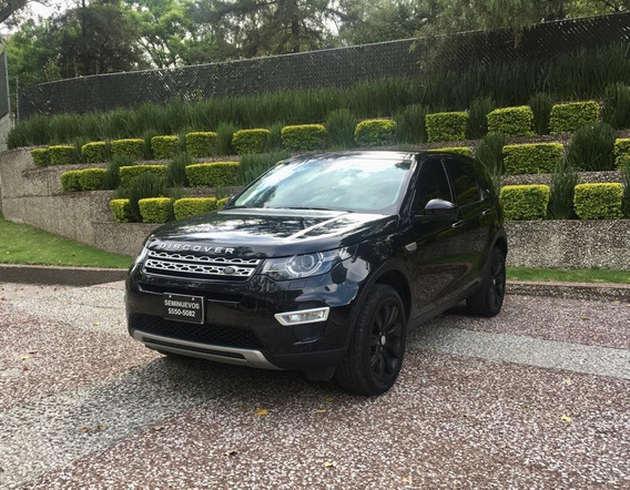 Land Rover Discovery Sport At 2019