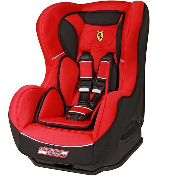Cadeira Ferrari Vermelha 0 Á 25kg 5 Posições