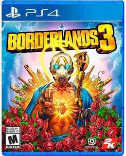 Juego Ps4 Borderlands 3