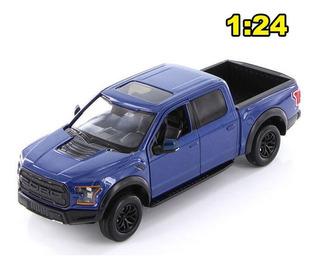 Auto Escala Ford F-150 Raptor 2017 1/24 Motormax Sku: 385