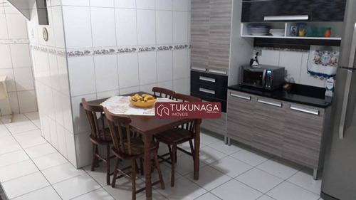 Casa Com 2 Dormitórios À Venda, 88 M² Por R$ 325.000,00 - Chácara São João - São Paulo/sp - Ca0868