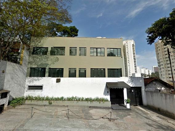 Galpão Comercial Para Venda E Locação, Santo Amaro, São Paulo - Sl0235. - Ga0078