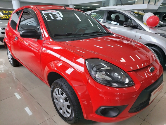 Ford Ka 1.0 Flex 3p 2013