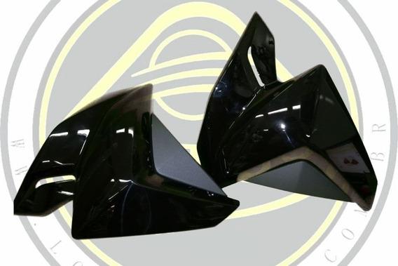 Par Aba Carenagem Do Tanque Dafra Next 250 Fibra Com Nota