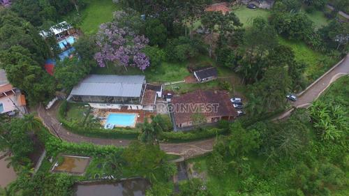Chácara Com 8 Dormitórios À Venda, 3860 M² Por R$ 600.000,00 - Bairro Do Tijuco Preto - Cotia/sp - Ch0250
