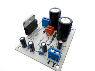 Modulo Amplificador 100 W Rms Con Tda7293 - Audioproject