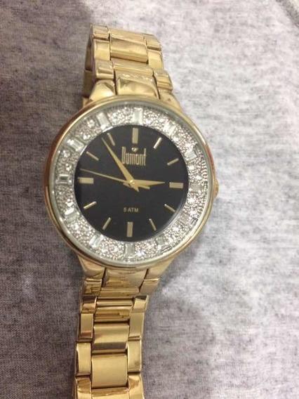 Relógio Dumont Feminino Lindíssimo
