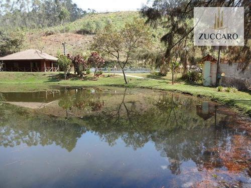 Chácara Residencial À Venda, Mato Dentro, Mairiporã - Ch0062. - Ch0062