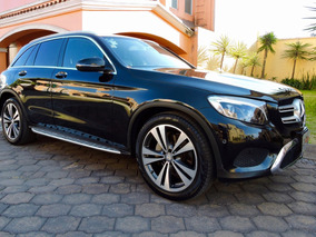 Mercedes-benz Clase Glc 300 Sport Navi 2016 Unico Dueño