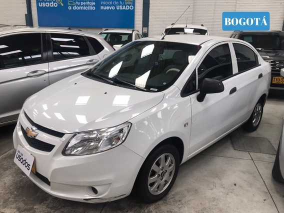 Chevrolet Sail Ls Fe 1.4 2017 Jew179
