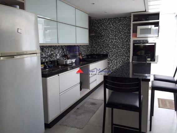 Sobrado À Venda, 115 M² Por R$ 895.000,00 - Vila São Francisco - São Paulo/sp - So1987