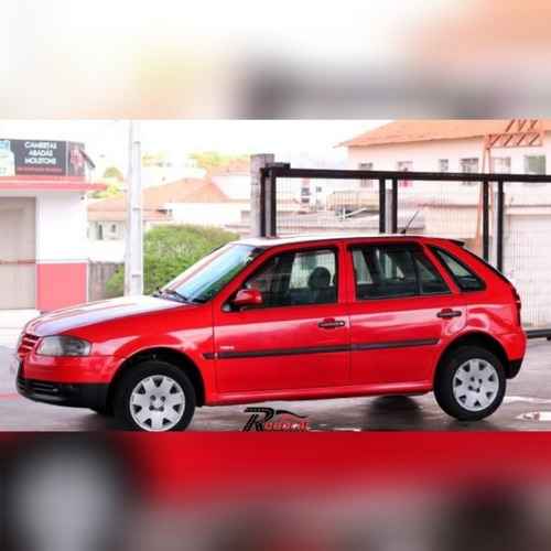 Volkswagen Gol 1.6 8v (g4)(flex)4p Completo