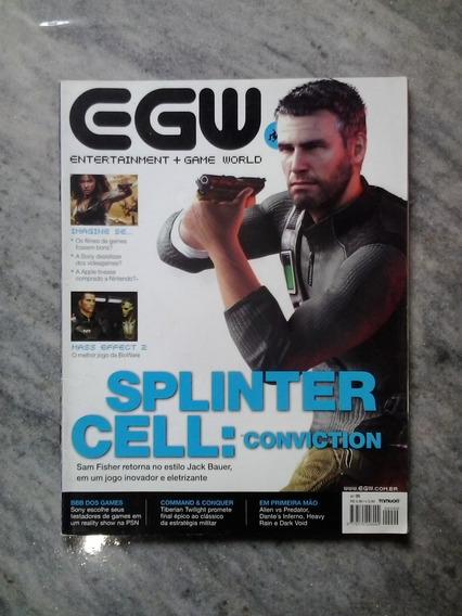 Egw - Nº.99 Splinter Cell: Conviction
