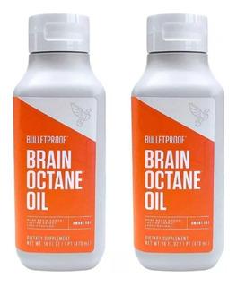 Kit C/2 Bulletproof Coffee Brain Octane Mct Tcm Import, Full