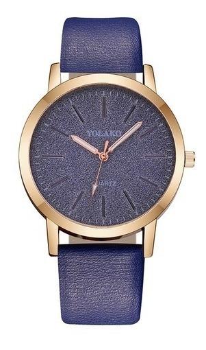 Relógio De Pulso Azul