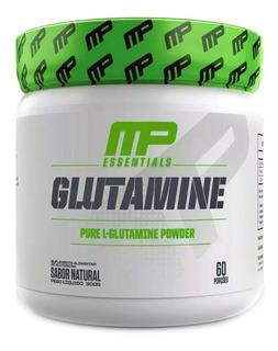 Glutamina Glutamine Pura 300g Musclepharm - 60 Doses - Fre