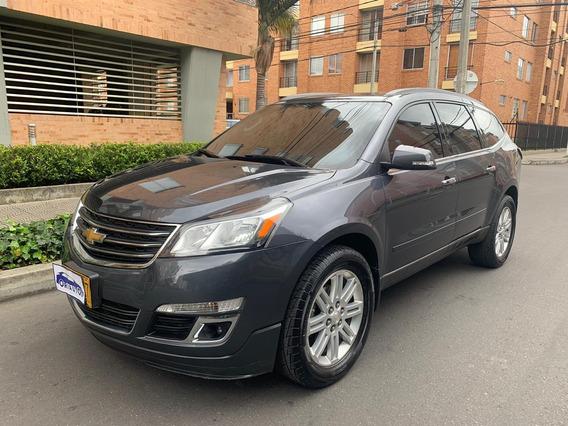 Chevrolet Traverse Lt Aut 4x4 Fe