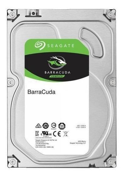 Hd Seagate Barracuda 3 Tera Original Com Garantia