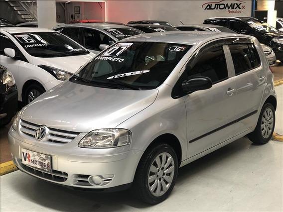 Volkswagen Fox 1.6 Plus Flex Completo