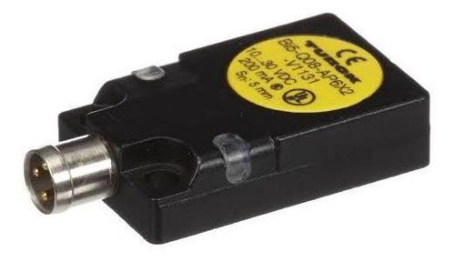 Imagen 1 de 4 de Turck Bi5-q08-ap6x2-v1131  Sensor Inductivo