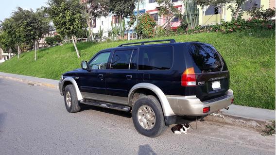 En Venta Mitsubishi Suv Montero Sport 2002