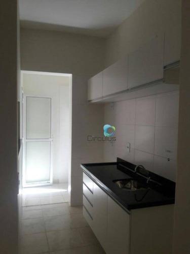 Apartamento Residencial À Venda, Jardim Botânico, Ribeirão Preto. - Ap0928