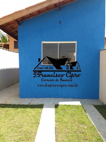 Casa A Venda No Bairro Santa Luzia Em Guaratinguetá - Sp. - Cs330-1