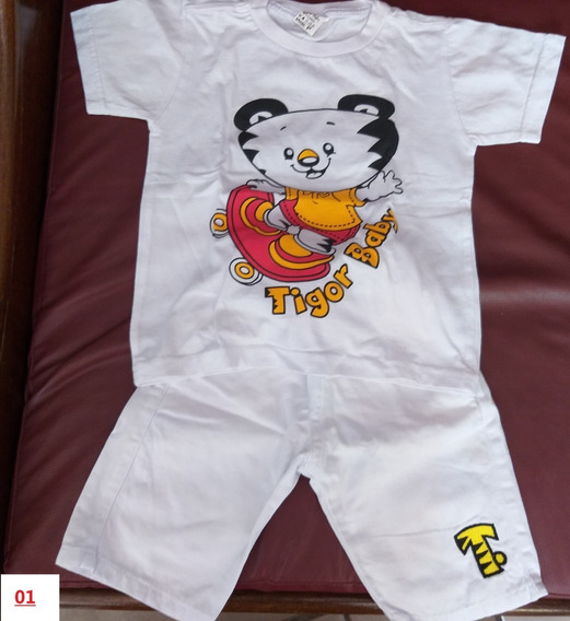 Conjunto Infantil Tigor Baby