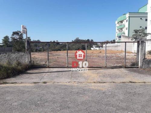 Terreno À Venda, 1029 M² Por R$ 950.000 - Alto Feliz - Araranguá/sc - Te0877