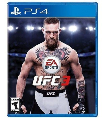 Game Ufc 3 Para Ps4 Legendas Em Pt