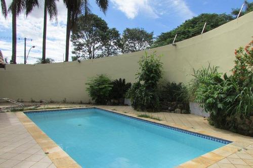 Imagem 1 de 25 de Casa Comercial À Venda, Jardim Das Paineiras, Campinas. - Ca0764