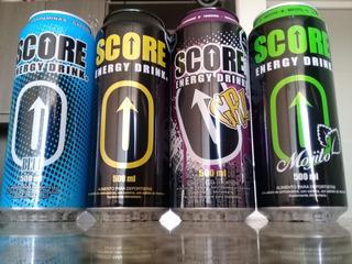 Bebida Energetica Score 500ml