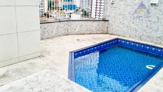 Cobertura Residencial À Venda, Tatuapé, São Paulo - Co0001. - Co0001