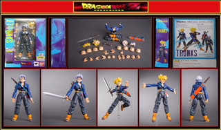 Dragon Ball Trunks S.h. Figuarts Swargento!