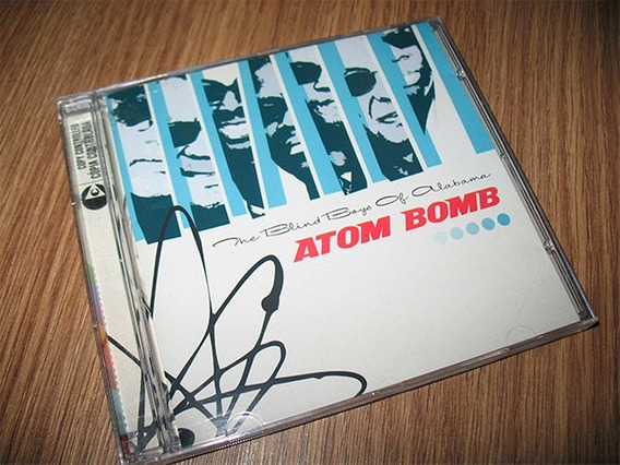 Cd The Blind Boys Of Alabama - Atom Bomb (2005) Gospel