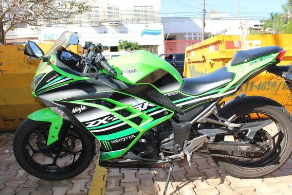 Ninja 300 Personalizada