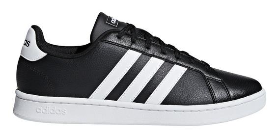 Zapatillas adidas Moda Grand Court Hombre Ng/bl