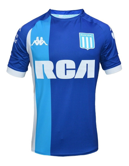 Camiseta Alternativa Racing Kappa 2018 Original