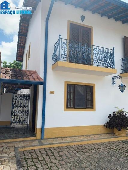Casa Em Condomínio, Venda, Maranduba, Ubatuba - Ca01577 - 34835010