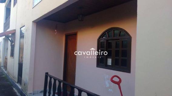 Apartamento Residencial À Venda, Centro, Maricá. - Ap0178